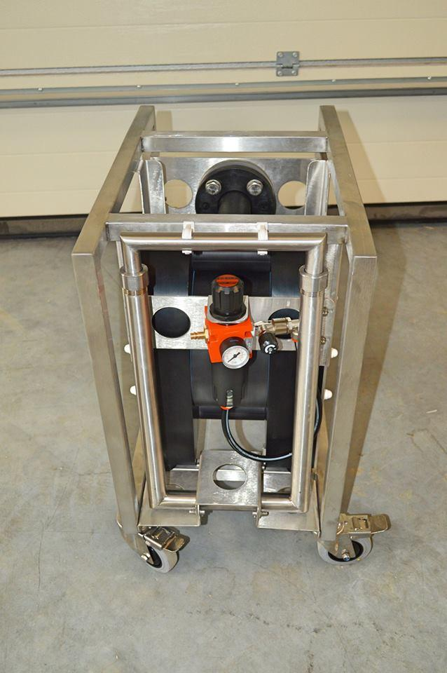 Emergency situations pumps